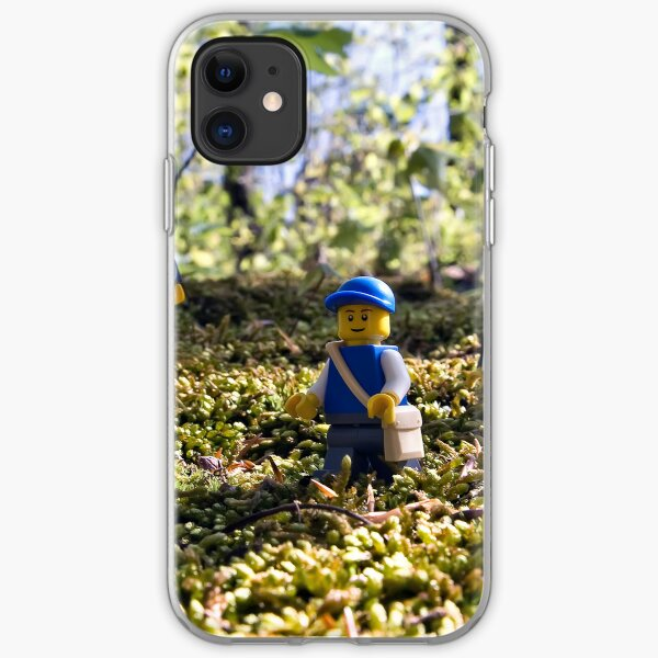 In the Woods iPhone Soft Case