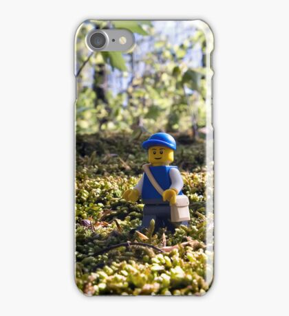 In the Woods iPhone Case/Skin