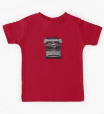 The Madison Review Typewriter Kids Tee