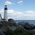 Portland Head Light by Paul Simms
