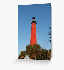 Keeper of Lights Greeting Card