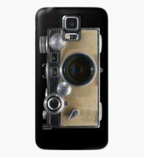 retro camera collection Case/Skin for Samsung Galaxy