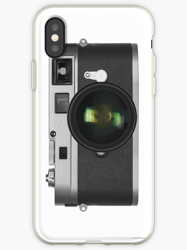 classic rangefinder camera by naphotos