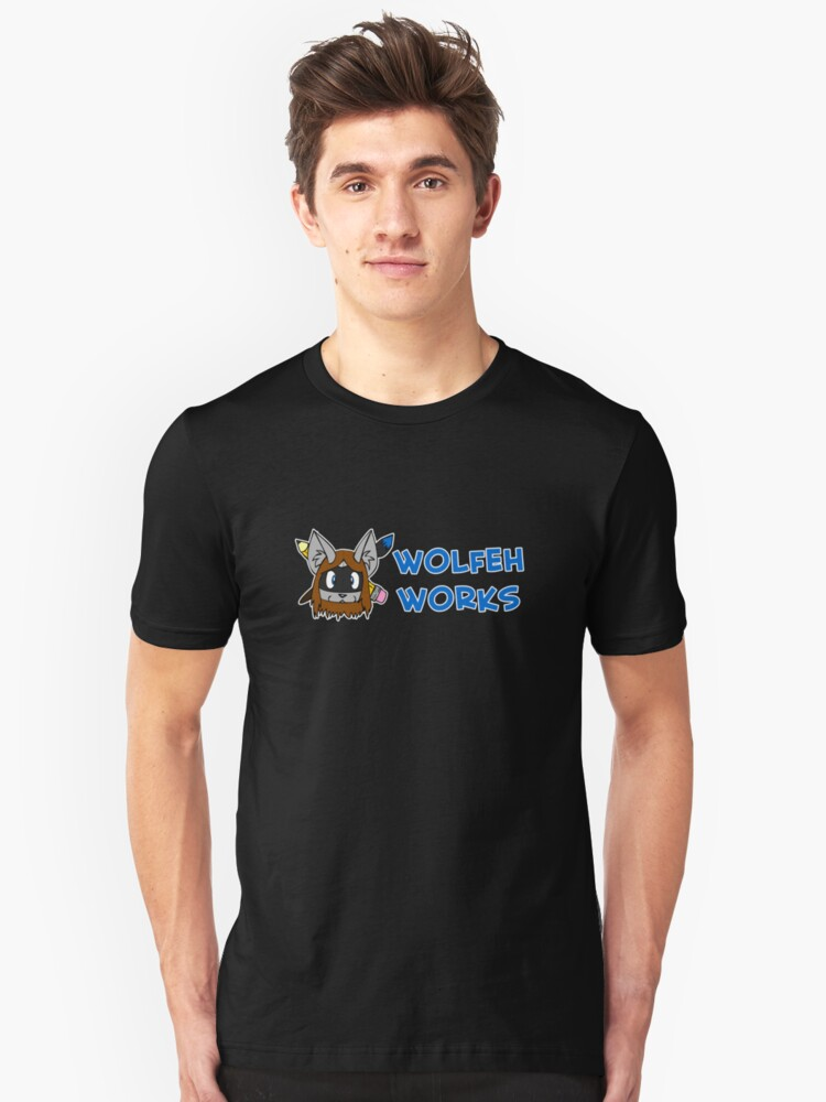 Wolfeh Works Official T-Shirt Unisex T-Shirt Front