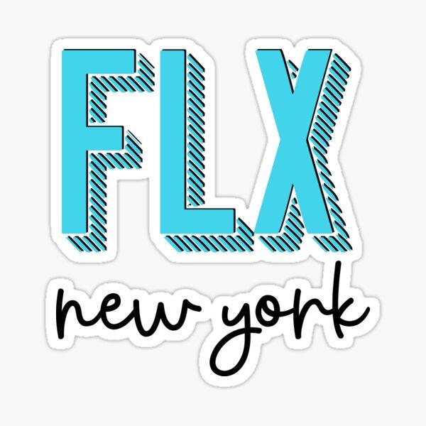 FLX NY Sticker