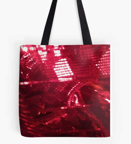 Ruby Mesh Tote Bag