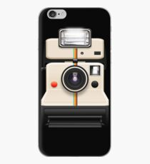 instant camera iPhone Case