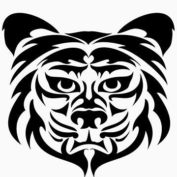 Tiger Tiger Burning Bright by GorathHyun