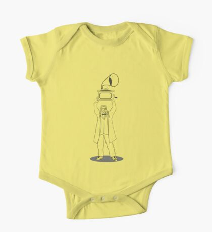 Sayeth Anything (Line Art) Kids Clothes