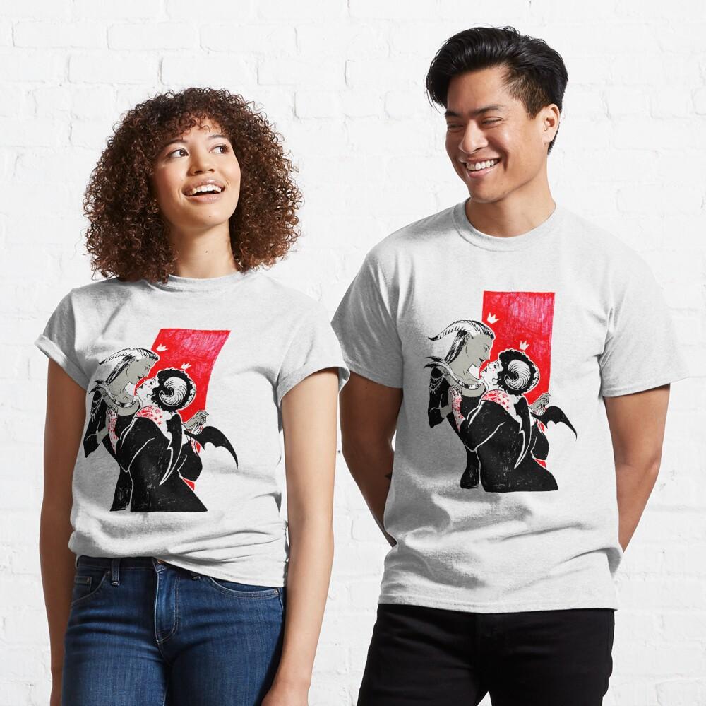 Devil Girlfriends Classic T-Shirt