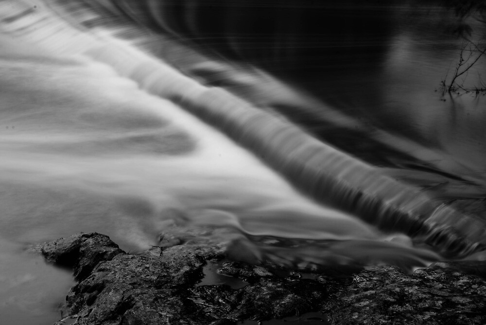 Over The Weir by bavotto
