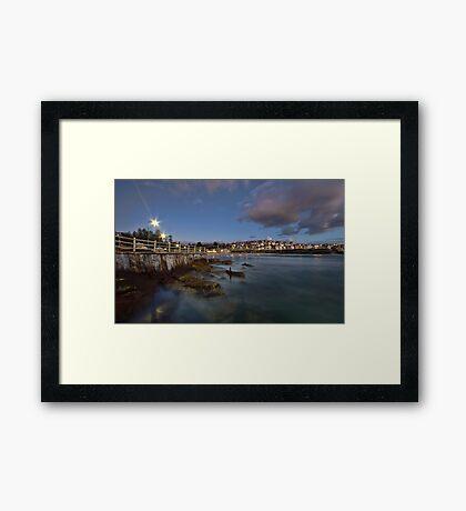 Bronte Beach Framed Print