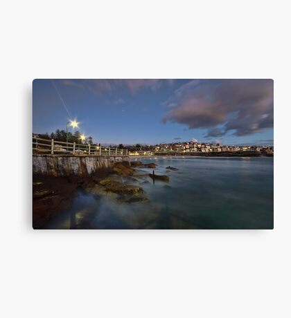 Bronte Beach Canvas Print