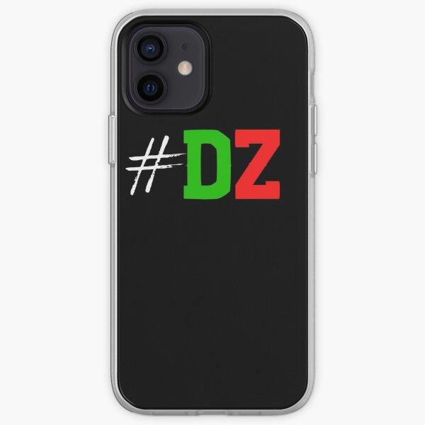 #DZ Algérien Coque souple iPhone