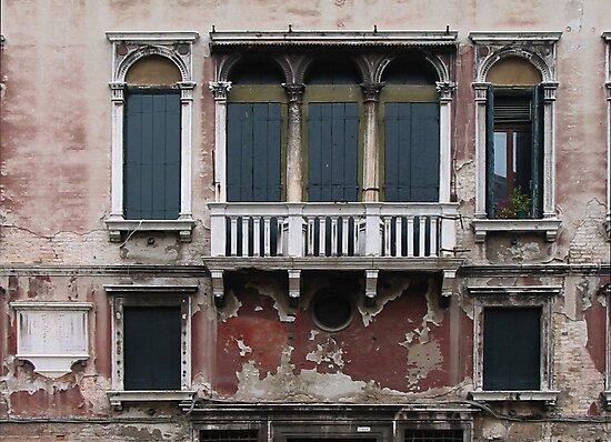 Venice Facade by Susan Segal