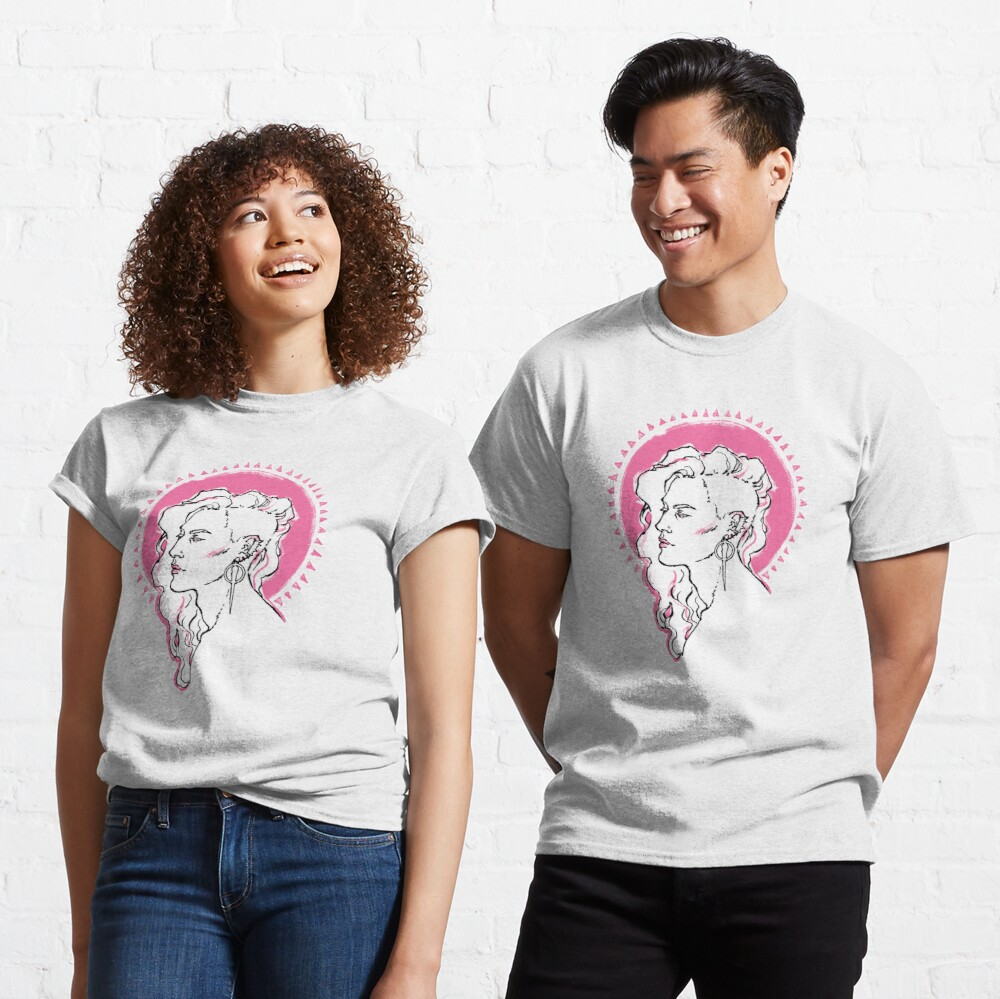 Apollo - Apolo - Queer Deity - Deidad Queer Classic T-Shirt