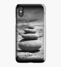 Stacked Stones iPhone Case/Skin
