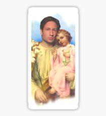Holy Mulder Sticker