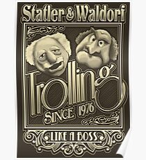 Grandfathers of Troll Poster