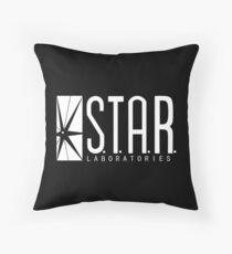 Star Labs © Throw Pillow