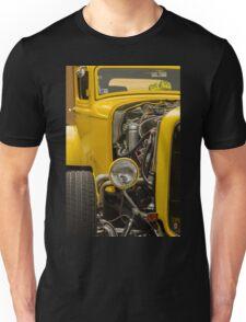 Yellow Heat Unisex T-Shirt