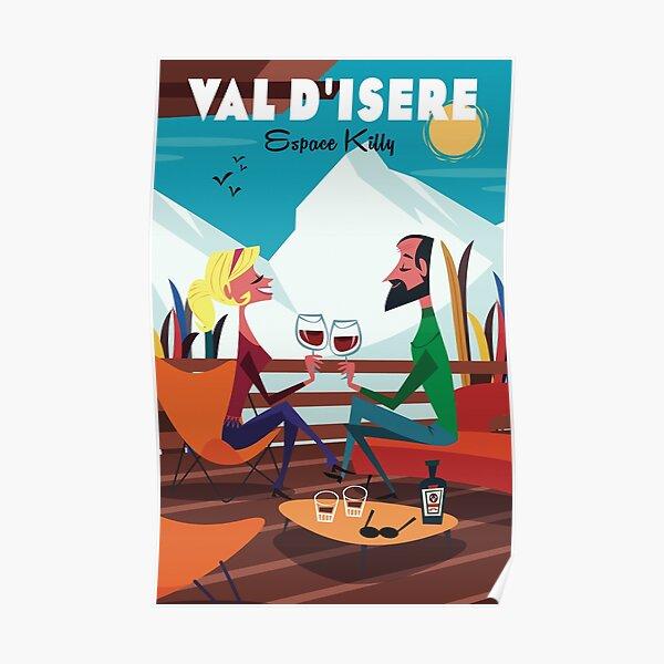 Affiche de Val d'Isère Poster