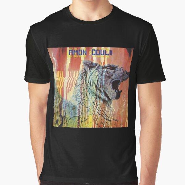 Amon Duul II - Wolf City Graphic T-Shirt
