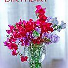 Happy Birthday by Cheryl Ribeiro