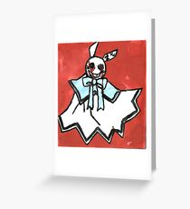 Will of the Abyss Greeting Card