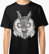 doodle owl Classic T-Shirt