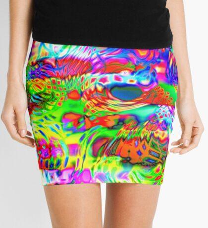 Aleatoriae Mini Skirt