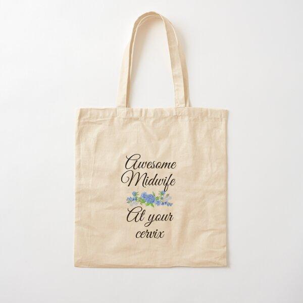 Cervical Cap Tote bag