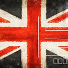 England flag postcard by naphotos