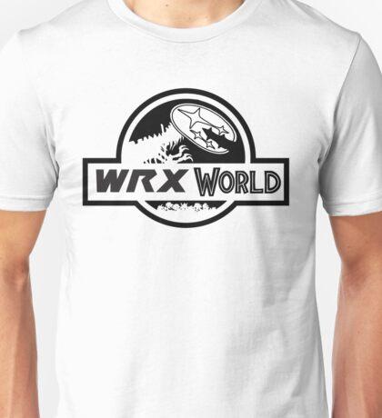 wrx world Unisex T-Shirt