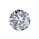 brilliant cut diamond  by naphotos