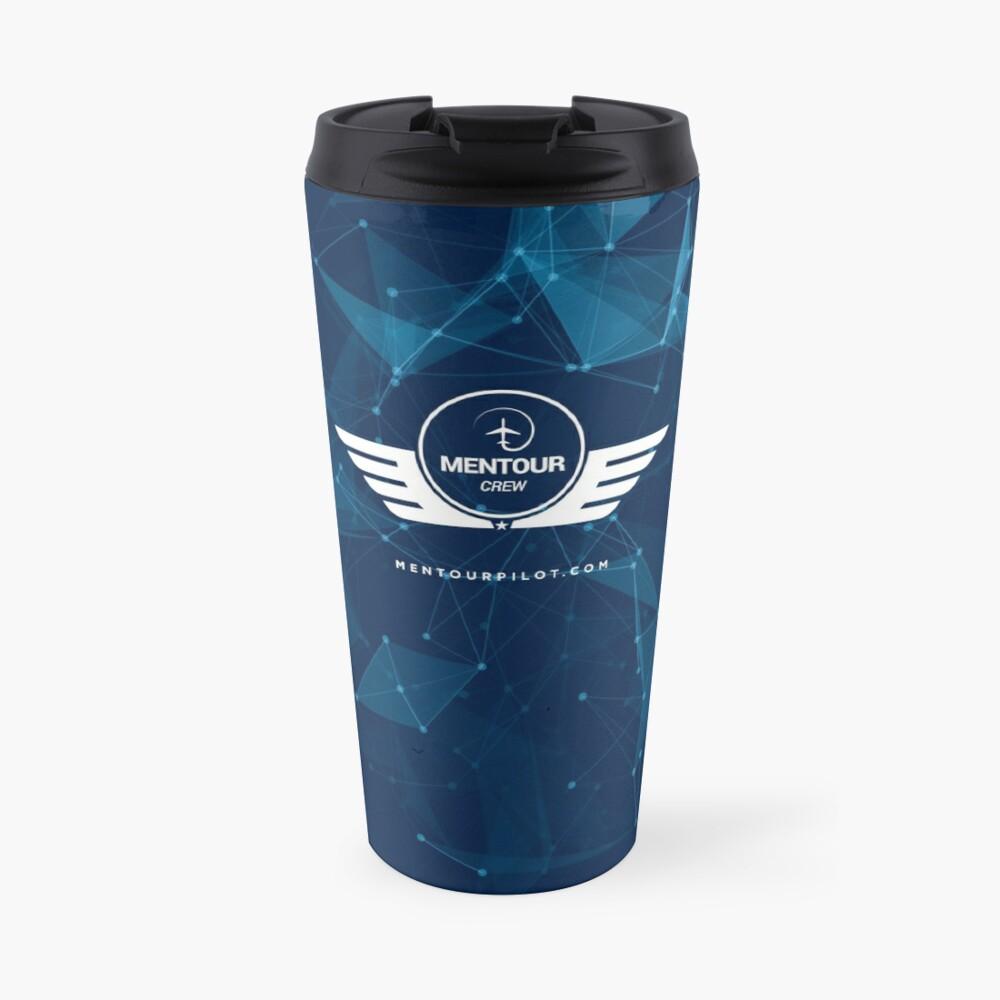 Mentour Crew Waypoints / VOR's Travel Mug