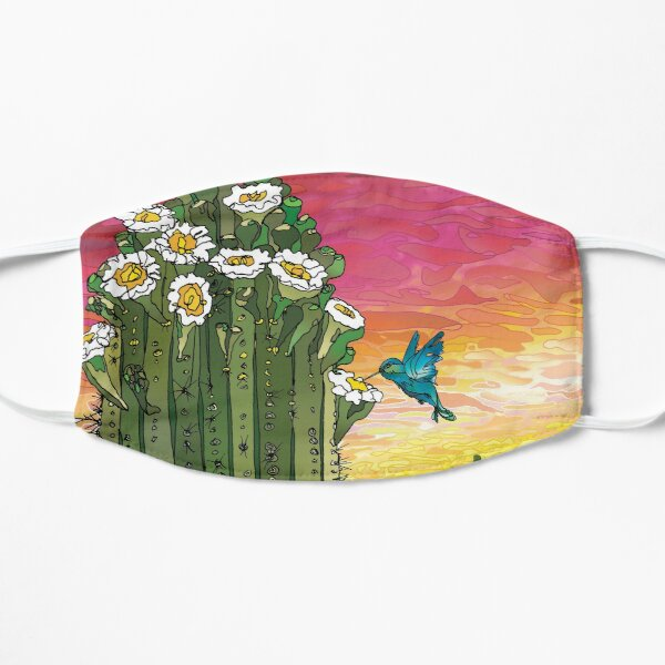 Sonoran Harmony Flat Mask