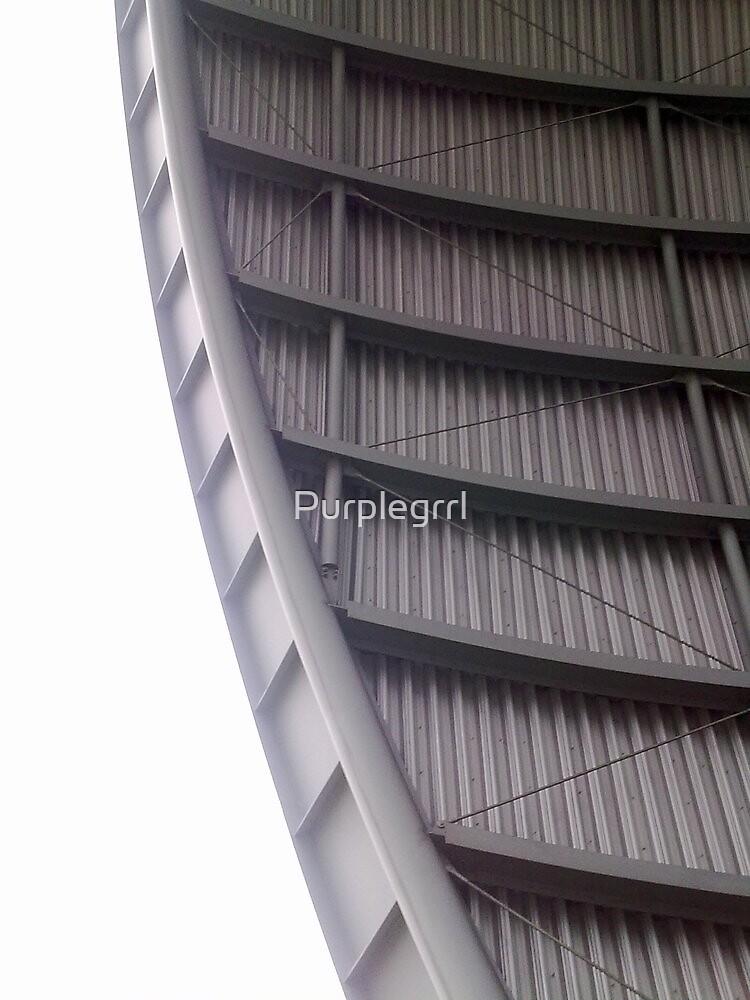 The Sage Gateshead Structure by Purplegrrl