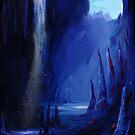 Cavern by Genevieve  Cseh