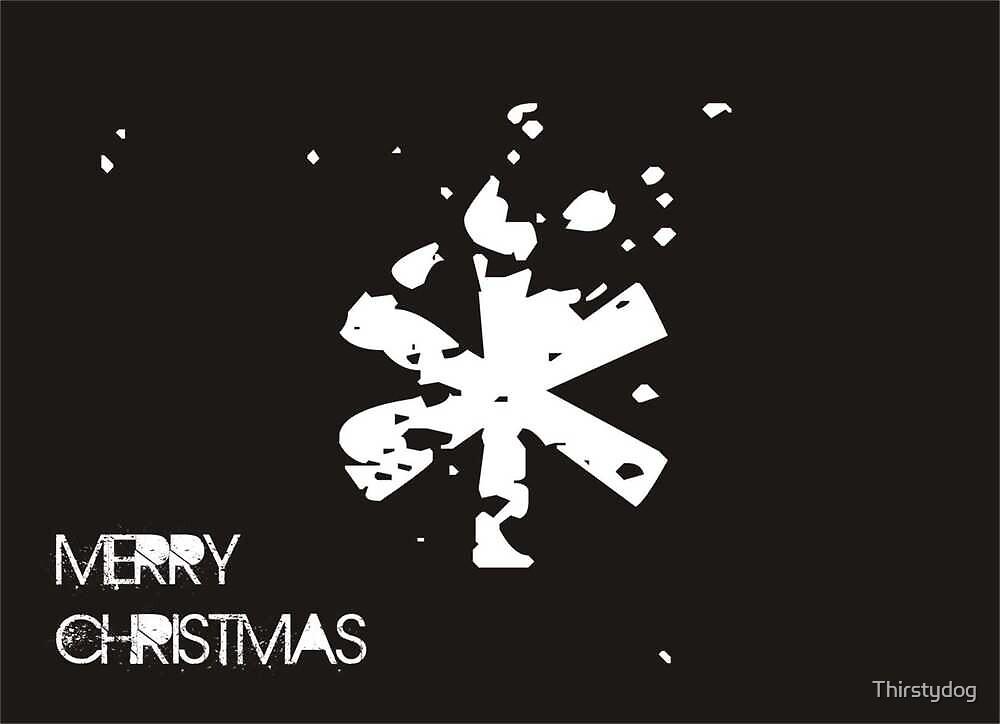 Punky Christmas by Thirstydog