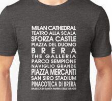 Milan City Roll Unisex T-Shirt