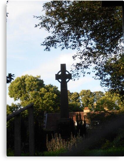 Celtic Cross by Purplegrrl