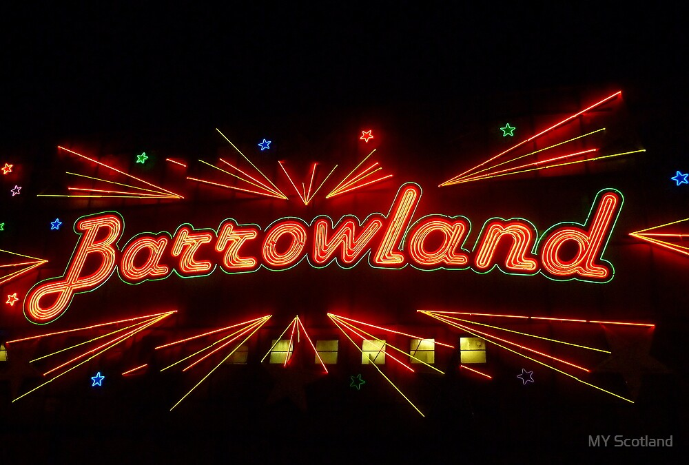 Barrowland Music Hall/Ballroom by MY Scotland