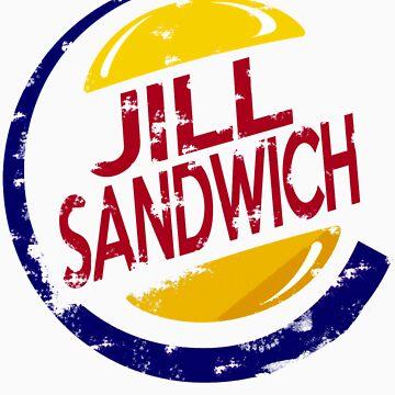 Jill Sandwich BIG by sonicfan114