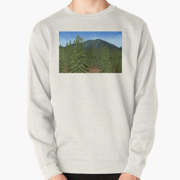 Montana Mountain Pullover Sweatshirt