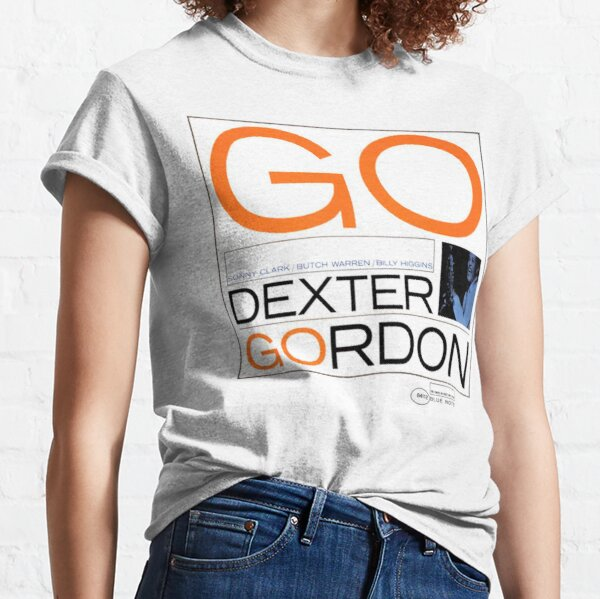 Dexter Gordon - Go Classic T-Shirt
