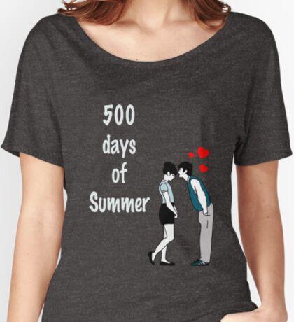Summer Women's Relaxed Fit T-Shirt