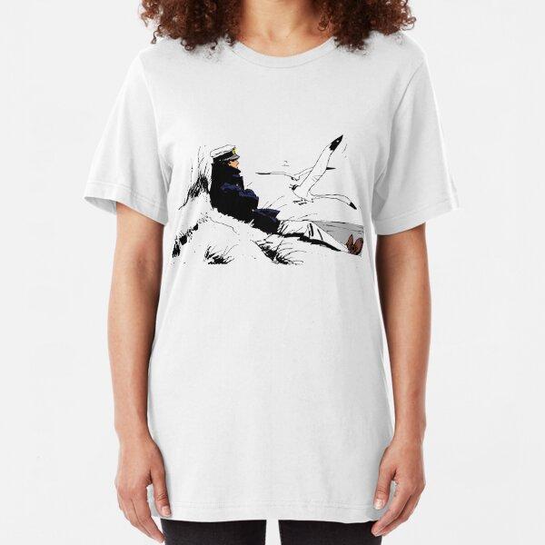 Corto on the shore Slim Fit T-Shirt