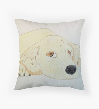 Is it time for dinner yet? Throw Pillow