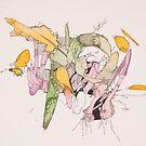 Hello birdie by Susie Gadea